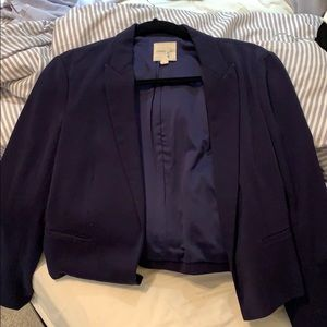 Women's dark blue jacket
